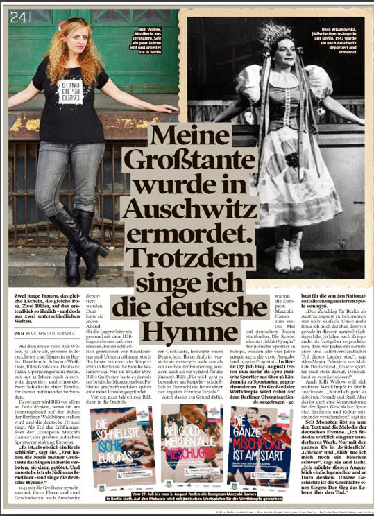 bild article